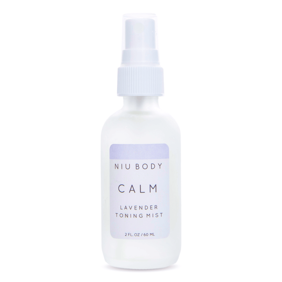 NIU BODY Calm Lavender Toning Mist, Face Toner, NIU BODY, Luvi Beauty & Wellness