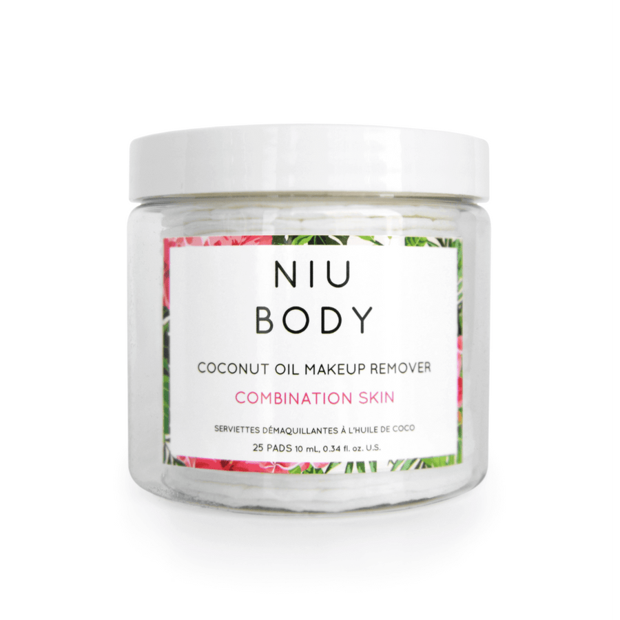 NIU BODY Combination Skin Wipes, Facial Cleanser, NIU BODY, Luvi Beauty