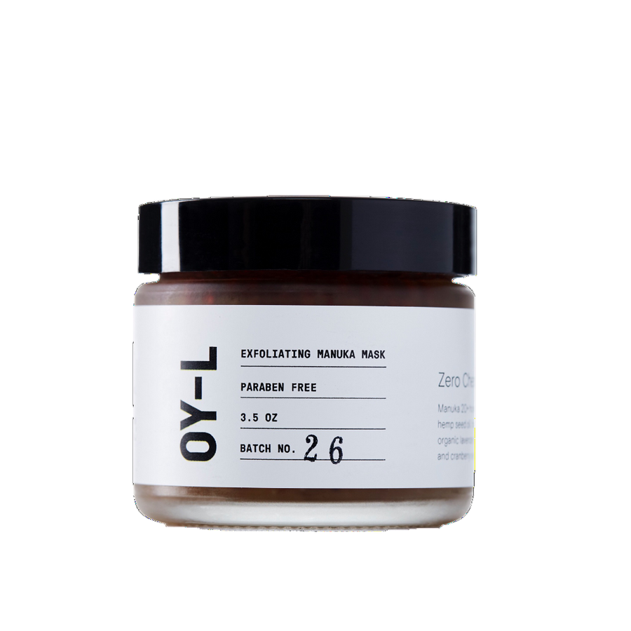 OY-L Exfoliating Manuka Mask, Face Mask, OY-L, Luvi Beauty & Wellness
