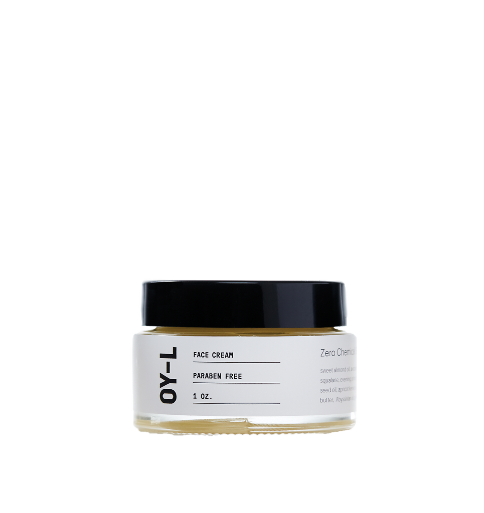 OY-L Face Cream, Facial Moisturizer, OY-L, Luvi Beauty & Wellness