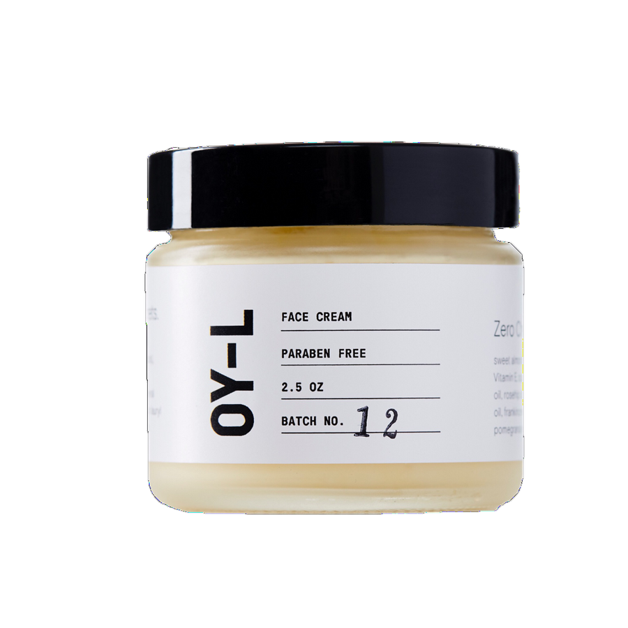 OY-L Face Cream, Facial Moisturizer, OY-L, Luvi Beauty