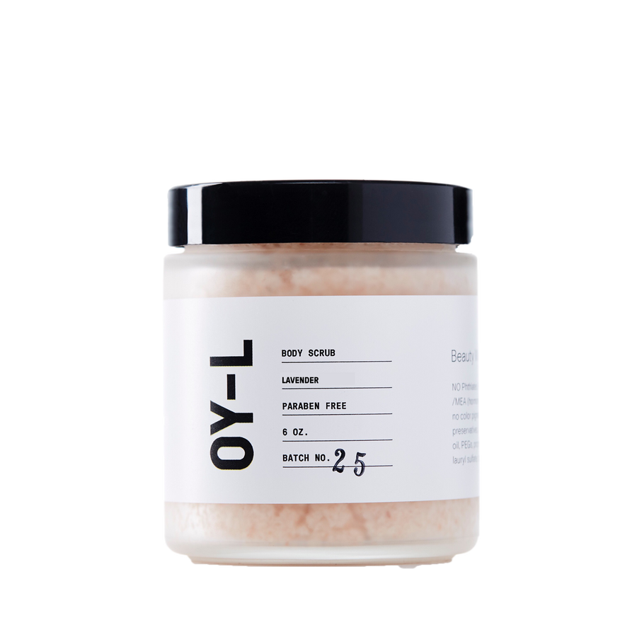 OY-L Body Scrub-Body Cleanser-Luvi Beauty & Wellness