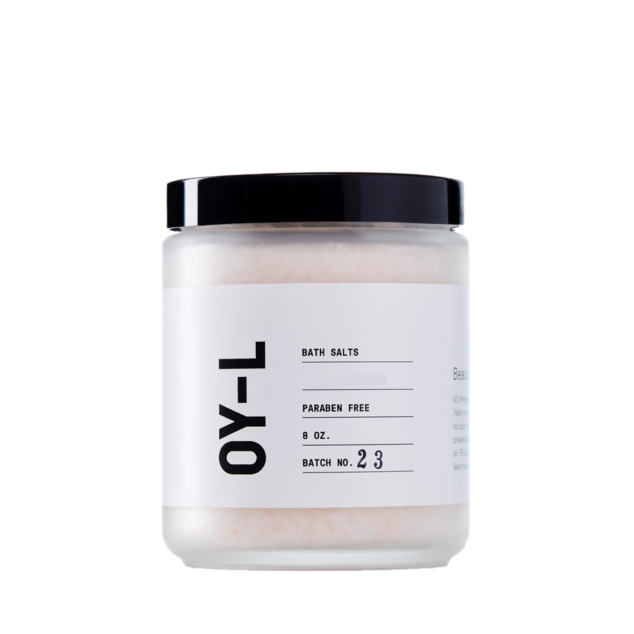 OY-L Bath Salts, Bath Salts, OY-L, Luvi Beauty & Wellness