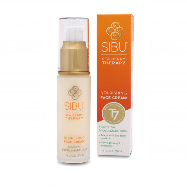 SIBU Nourishing Face Cream, Facial Moisturizer, SIBU, Luvi Beauty & Wellness