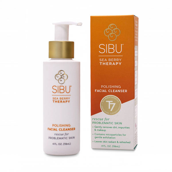 SIBU Polishing Facial Cleanser, Facial Cleanser, SIBU, Luvi Beauty & Wellness