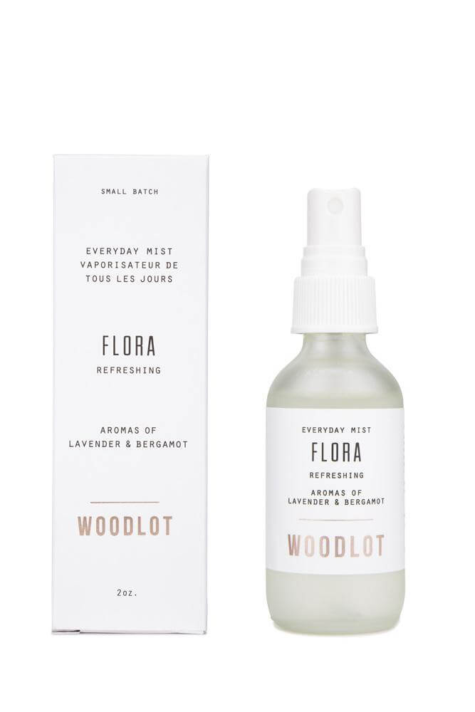 WOODLOT Everyday Mist in Flora-Facial Mist-Luvi Beauty & Wellness