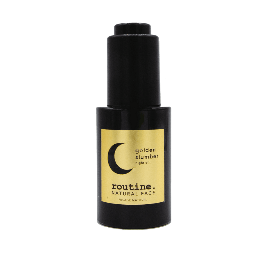 ROUTINE NATURALS Golden Slumber Face Oil, FACIAL OIL, ROUTINE NATURALS, Luvi Beauty & Wellness