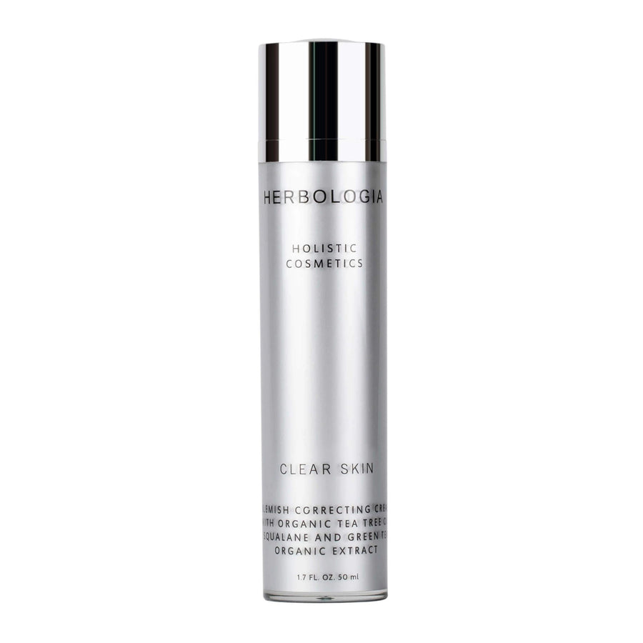 HERBOLOGIA Clear Skin Blemish Correcting Cream-Facial Moisturizer-Luvi Beauty & Wellness