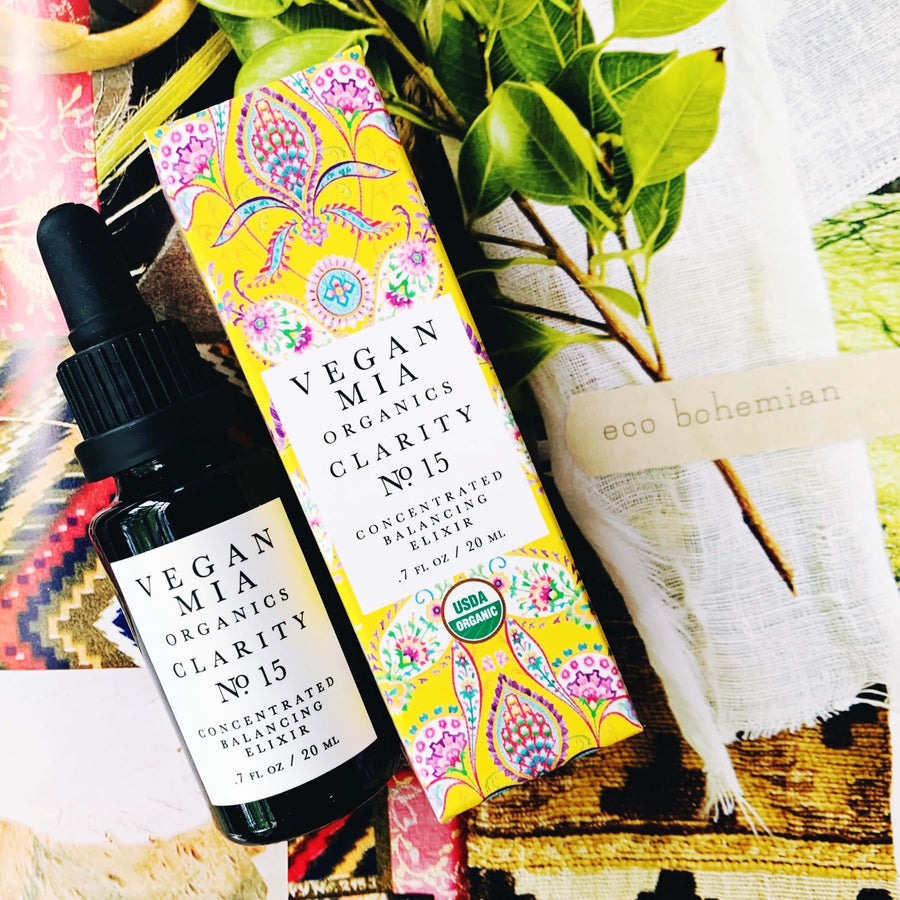 VEGAN MIA Clarity Balancing Elixir (Face)-Facial Serum-Luvi Beauty & Wellness