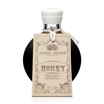 ANIMA MUNDI Adaptogenic Honey - Chai Spice-Supplements-Luvi Beauty & Wellness