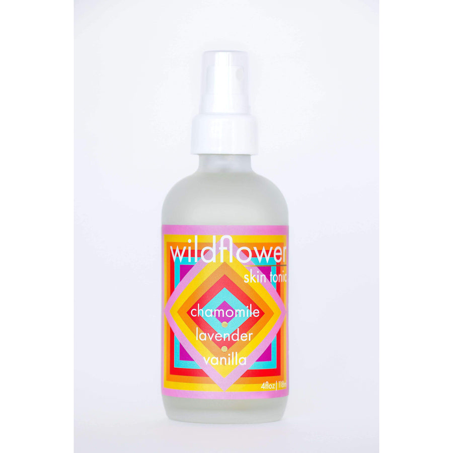 LUA Wildflower Skin Tonic, Face Toner, LUA, Luvi Beauty & Wellness