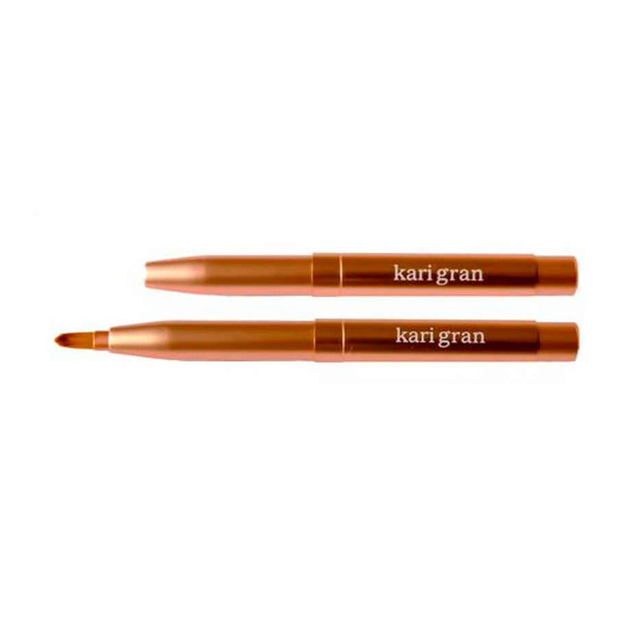 KARI GRAN Lip Brush-Makeup Brush-Luvi Beauty & Wellness