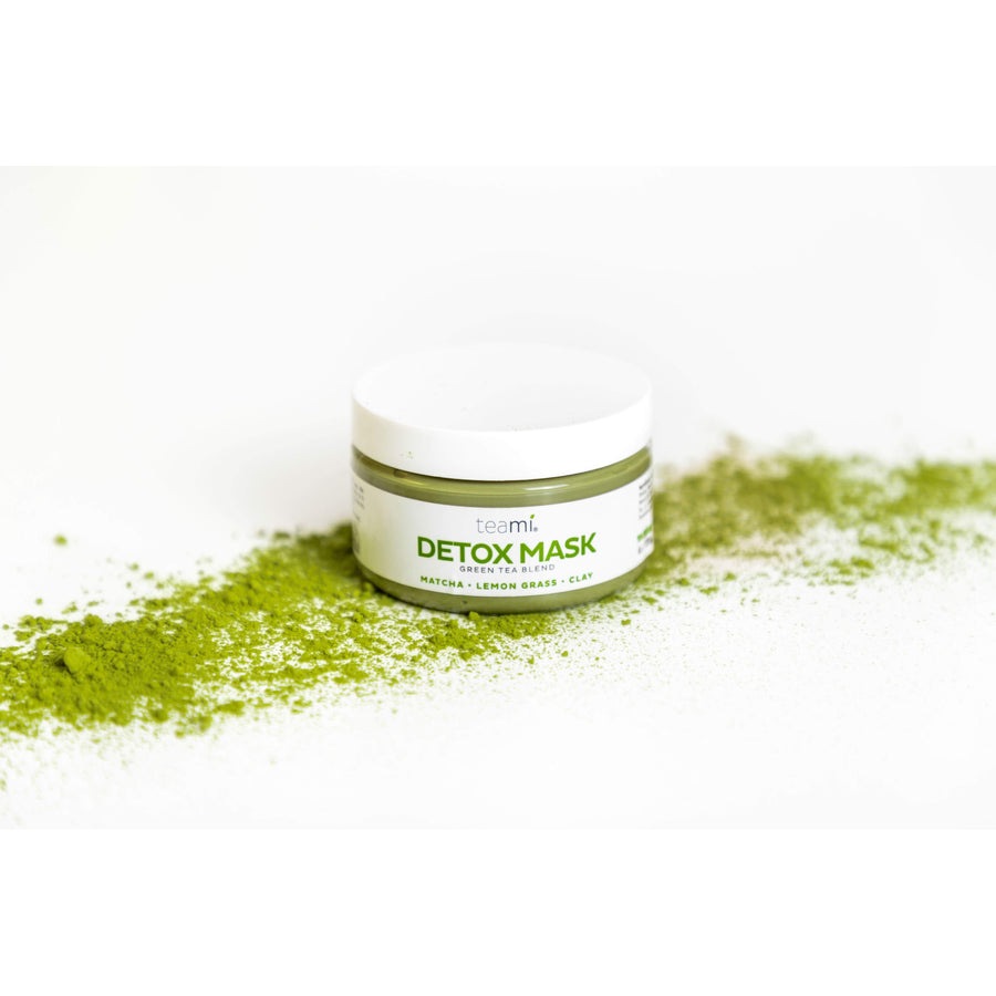 TEAMI Green Tea Detox Mask, Face Mask, TEAMI, Luvi Beauty & Wellness