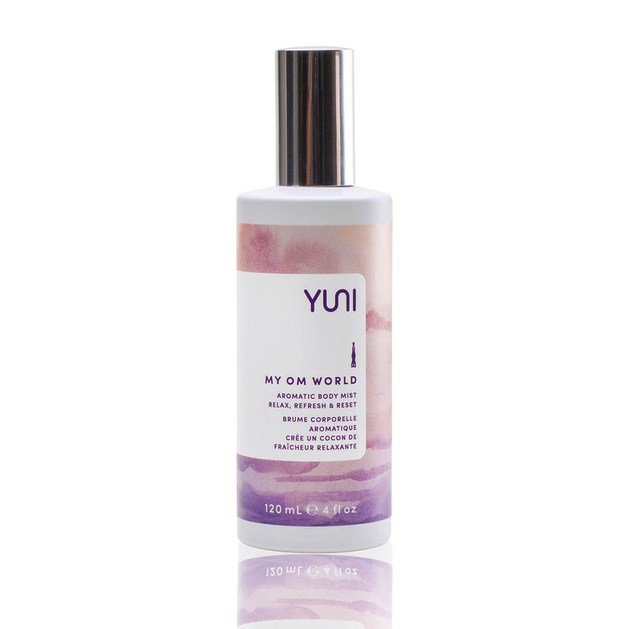 YUNI My Om World Aromatic Body Mist-Body Mist-Luvi Beauty & Wellness