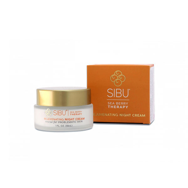 SIBU Rejuvenating Night Cream, Facial Moisturizer, SIBU, Luvi Beauty & Wellness