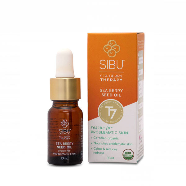 SIBU Sea Berry Seed Oil, Face & Body Oil, SIBU, Luvi Beauty