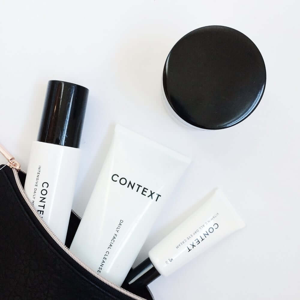 CONTEXT SKIN Daily Facial Cleanser, Facial Cleanser, CONTEXT, Luvi Beauty