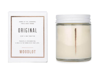 WOODLOT Candles (8oz)-Candle-Luvi Beauty & Wellness