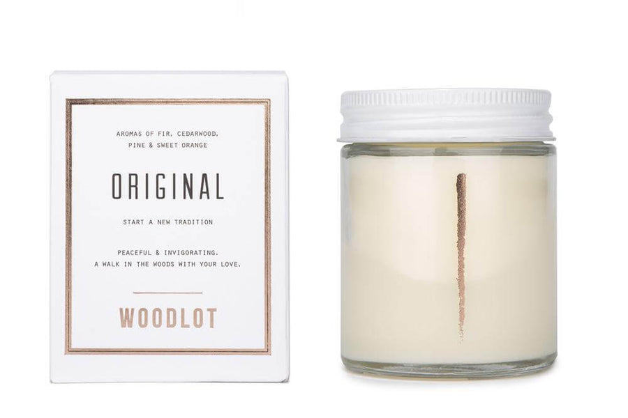 WOODLOT Candles (8oz)
