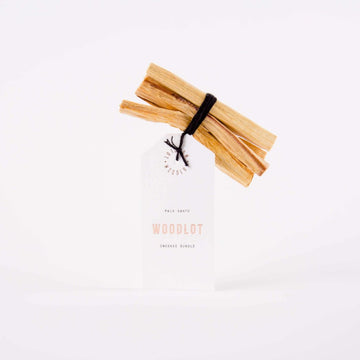 WOODLOT Palo Santo Incense-INCENSE-Luvi Beauty & Wellness