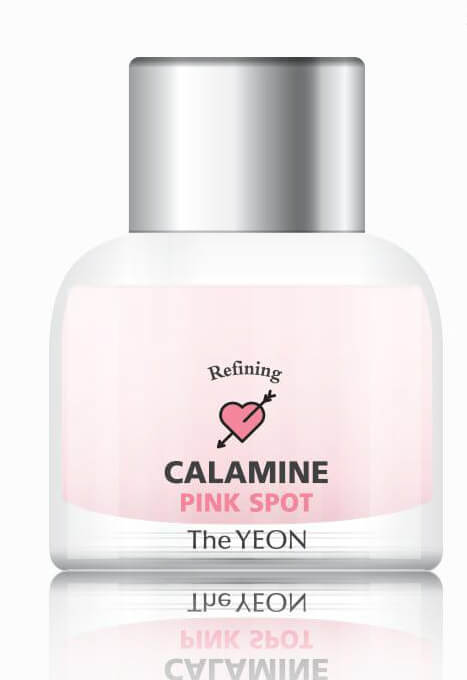 THE YEON Refining Calamine Pink Spot, Skin Treatment, THE YEON, Luvi Beauty & Wellness