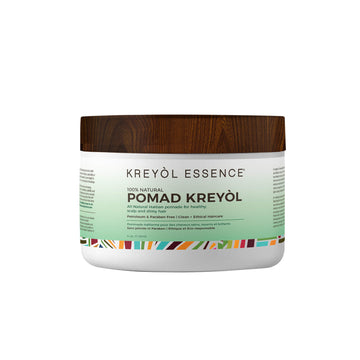 KREYOL ESSENCE Pomad Kreyòl Natural Scalp Treatment-HAIR TREATMENT-Luvi Beauty & Wellness