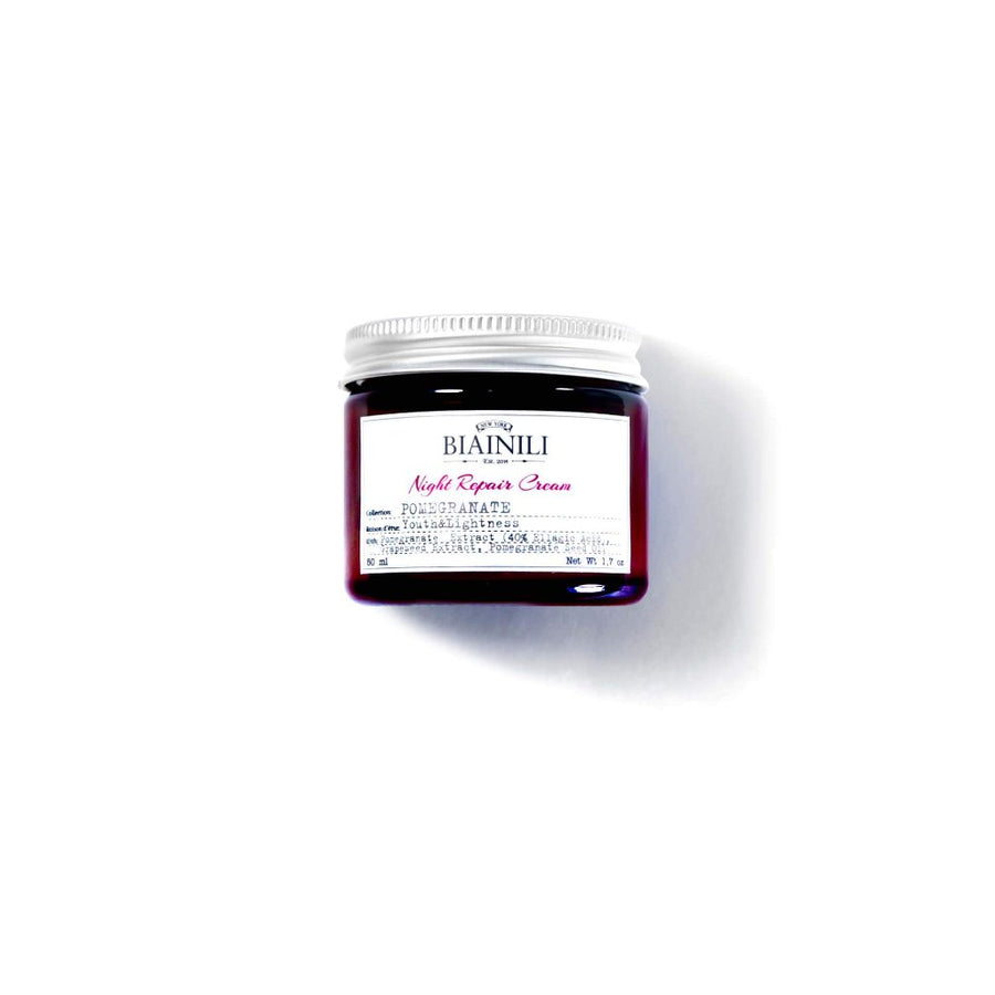BIAINILI  Pomegranate Night Repair Cream, Facial Moisturizer, BIAINILI, Luvi Beauty & Wellness