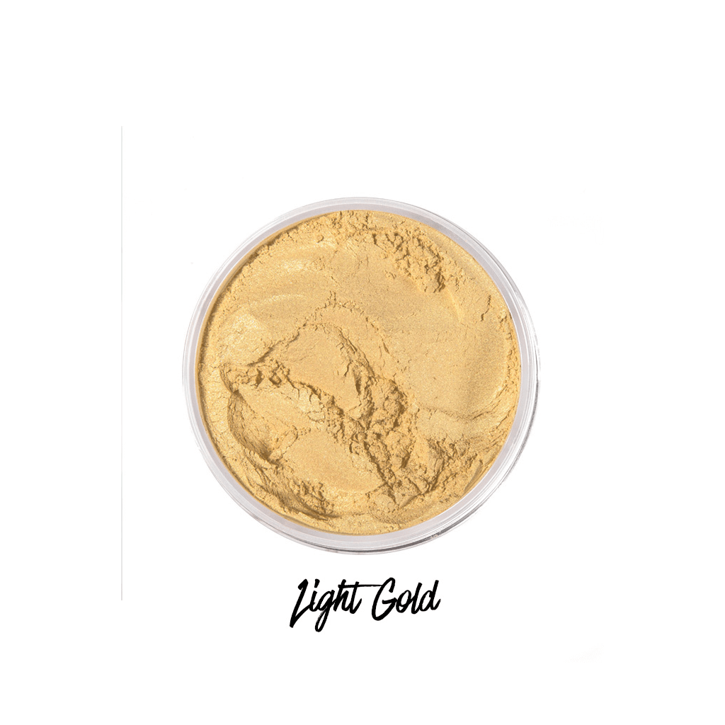 MELANIE MILLS Gleam Radiant Dust Shimmering Loose Powder - Face & Body, Highlighter, MELANIE MILLS, Luvi Beauty