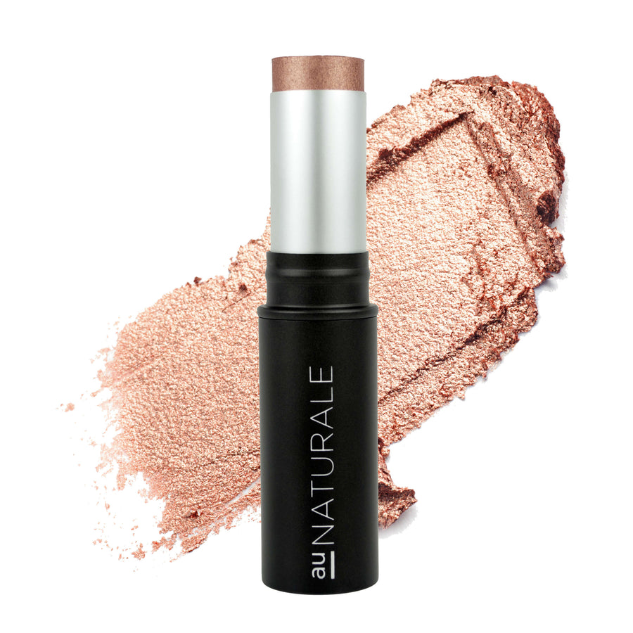 AU NATURALE All-Glowing Creme Highlighter Stick, Highlighter, AU NATURALE, Luvi Beauty