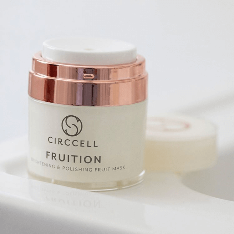 CIRCCELL Fruition Brightening & Polishing Mask-Face Mask-Luvi Beauty & Wellness