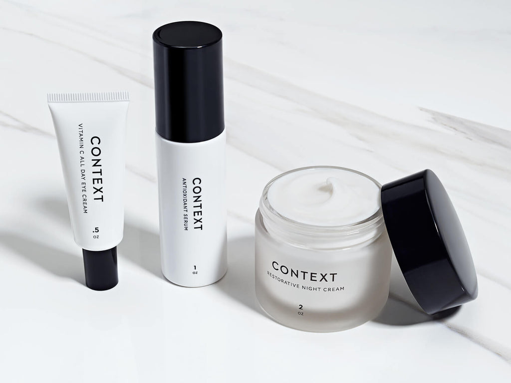 CONTEXT SKIN Restorative Night Cream, Facial Moisturizer, CONTEXT, Luvi Beauty