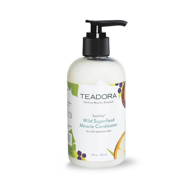 TEADORA TerraVital Wild Superfood Miracle Conditioner, HAIR CONDITIONER, TEADORA, Luvi Beauty & Wellness