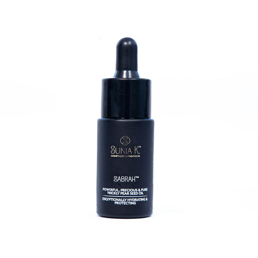 SUNIA K. Sabrah Prickly Pear Seed Oil-Face Oil-Luvi Beauty & Wellness