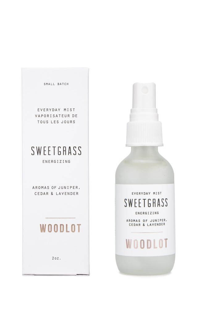 WOODLOT Everyday Mist in Sweetgrass