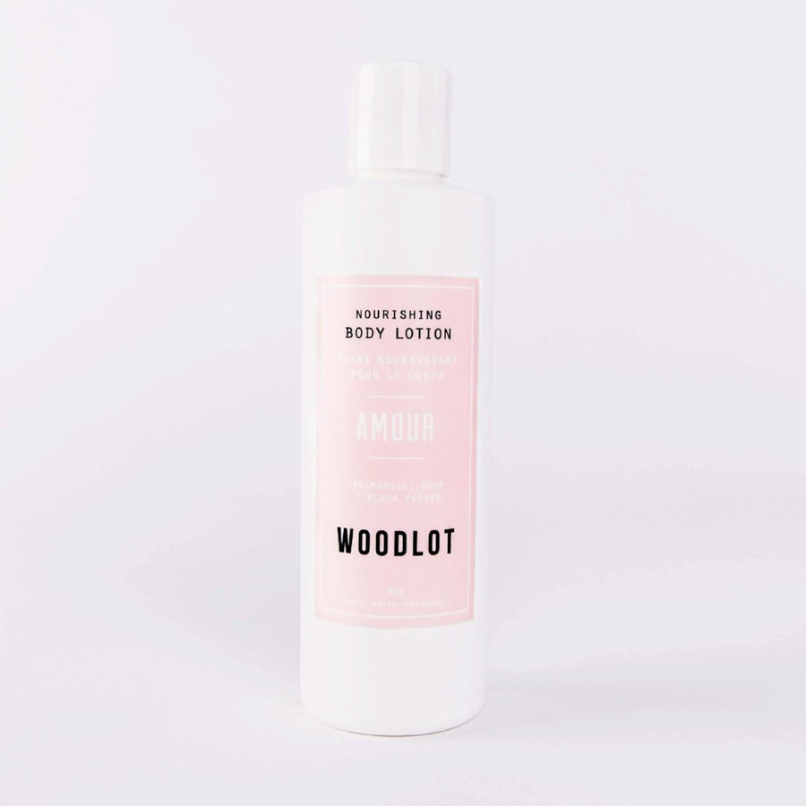 WOODLOT Body Lotion - Amour, Body Moisturizer, WOODLOT, Luvi Beauty