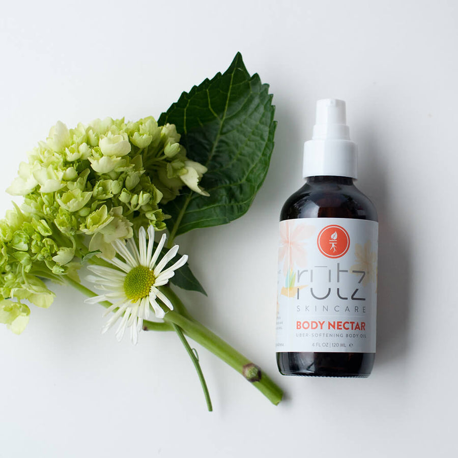 RUTZ Body Nectar Body Oil-Body Oil-Luvi Beauty & Wellness