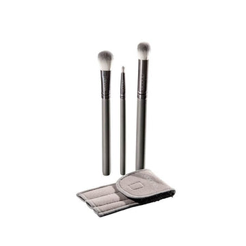 DOME Eye Brush Set-Makeup Brush-Luvi Beauty & Wellness