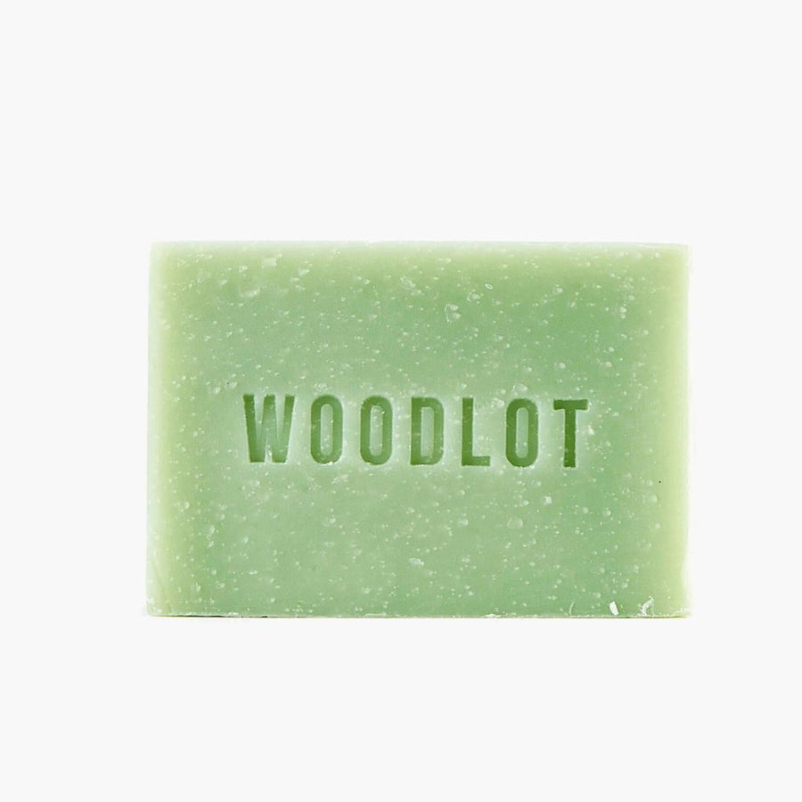 WOODLOT Soap Bar - Cascadia, Body Cleanser, WOODLOT, Luvi Beauty