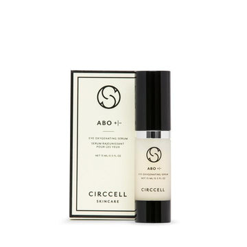 CIRCCELL ABO +|- Blood Eye Serum-Eye Treatment-Luvi Beauty & Wellness