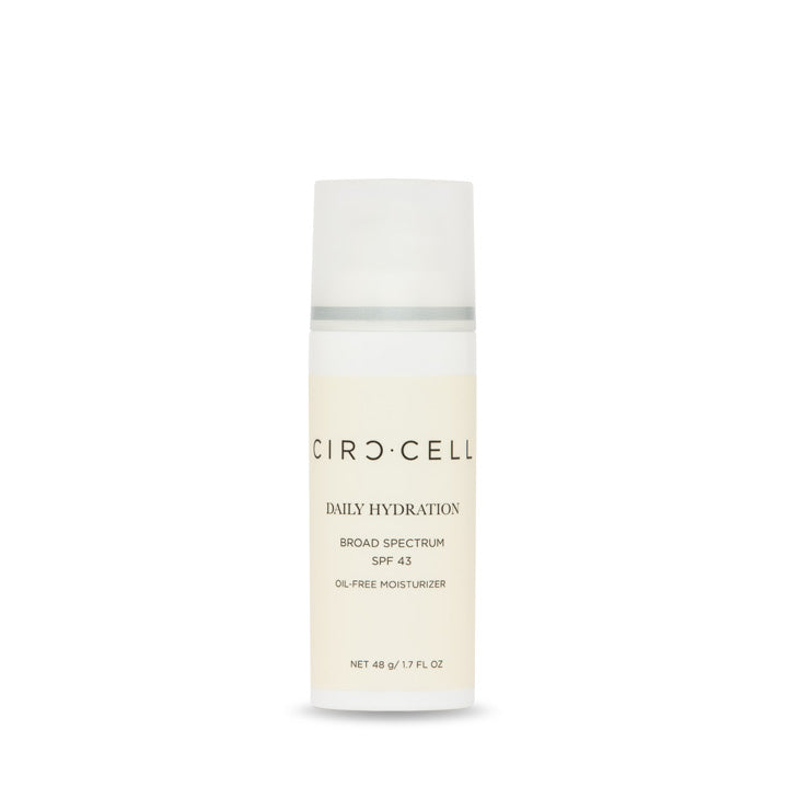 CIRCCELL Daily Hydration Broad Spectrum SPF 43, Facial Moisturizer, CIRCCELL, Luvi Beauty