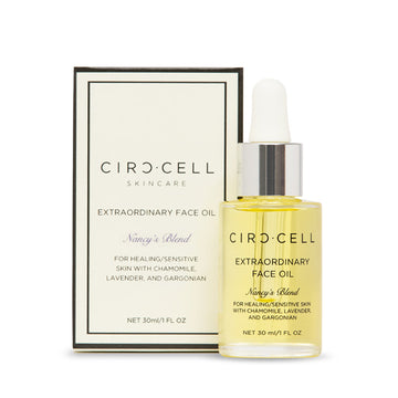CIRCCELL Extraordinary Face Oil - Sensitive-Face Oil-Luvi Beauty & Wellness