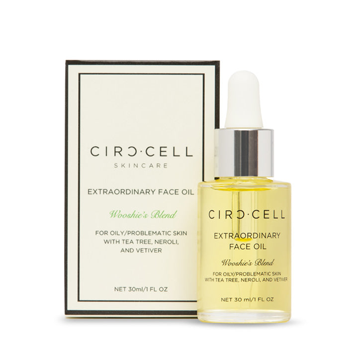 CIRCCELL Extraordinary Face Oil for Oily/Problematic, Face Oil, CIRCCELL, Luvi Beauty