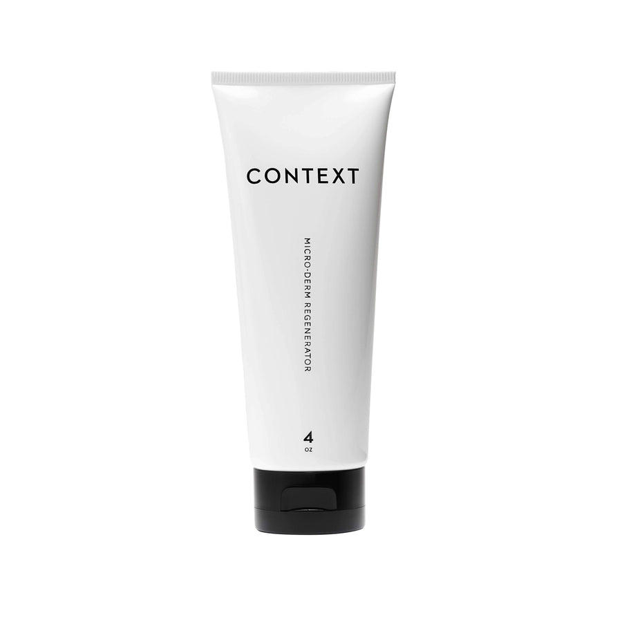 CONTEXT SKIN Micro-Derm Regenerator Cleanser, Facial Cleanser, CONTEXT, Luvi Beauty