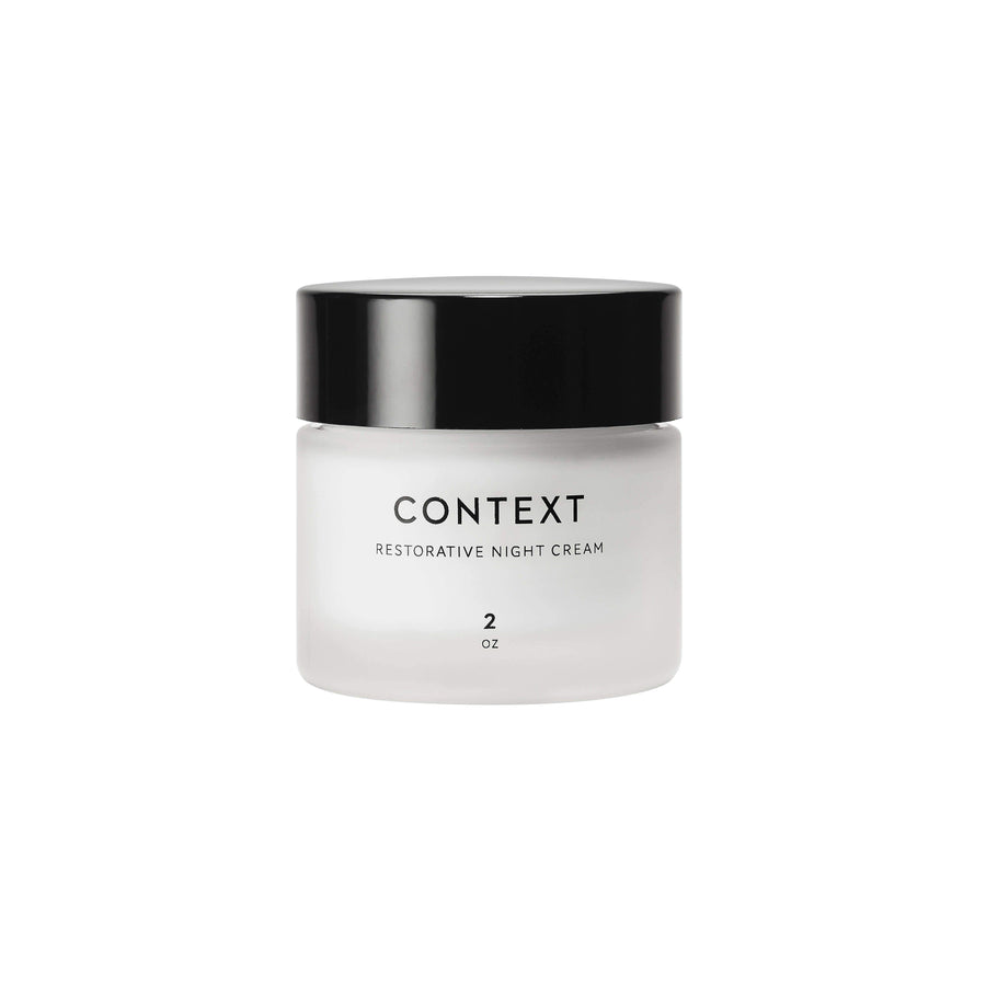 CONTEXT SKIN Restorative Night Cream, Facial Moisturizer, CONTEXT, Luvi Beauty & Wellness