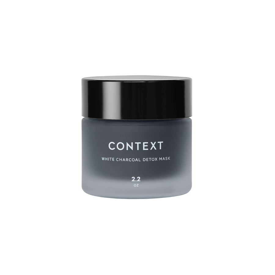 CONTEXT SKIN White Charcoal Detox Mask, Face Mask, CONTEXT, Luvi Beauty