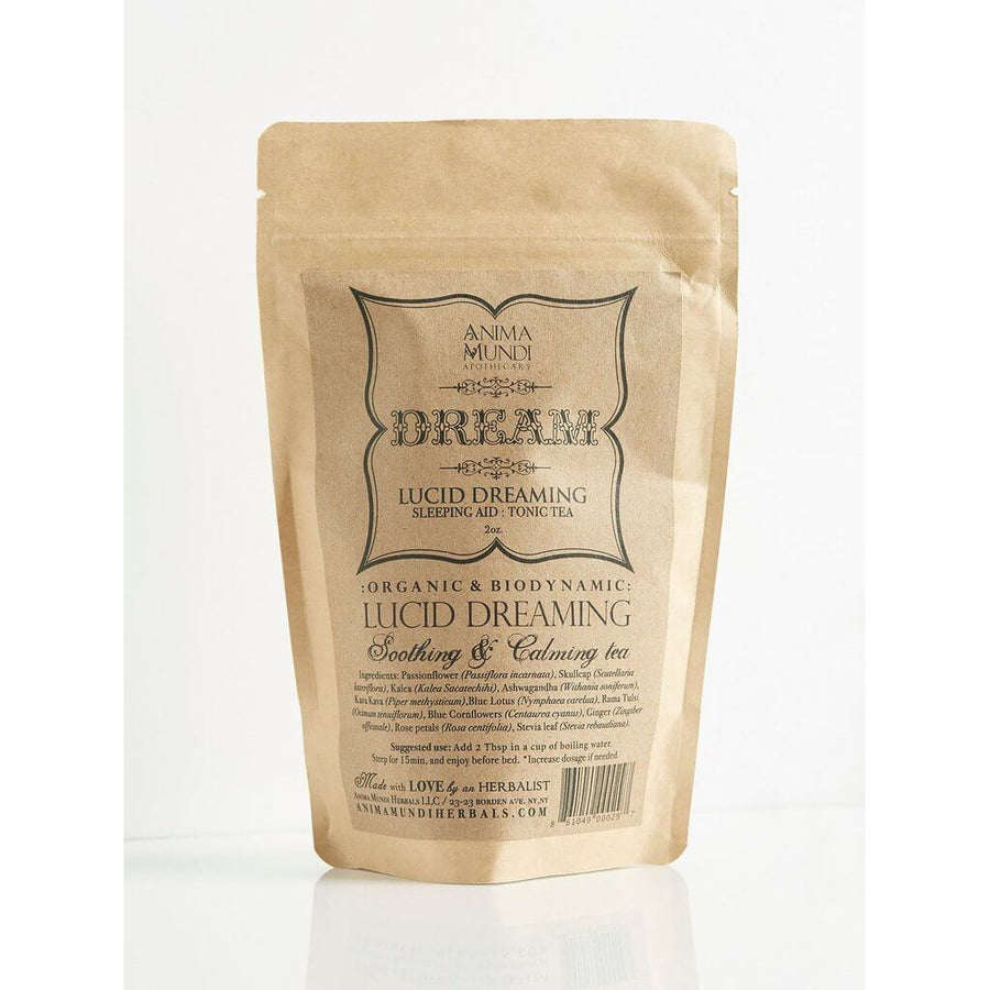 ANIMA MUNDI Lucid Dreaming Tea, Ingestible, ANIMA MUNDI, Luvi Beauty & Wellness