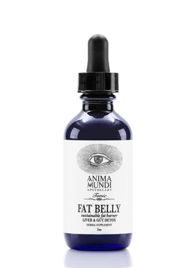 ANIMA MUNDI Fat Belly Tonic, Ingestible, ANIMA MUNDI, Luvi Beauty & Wellness