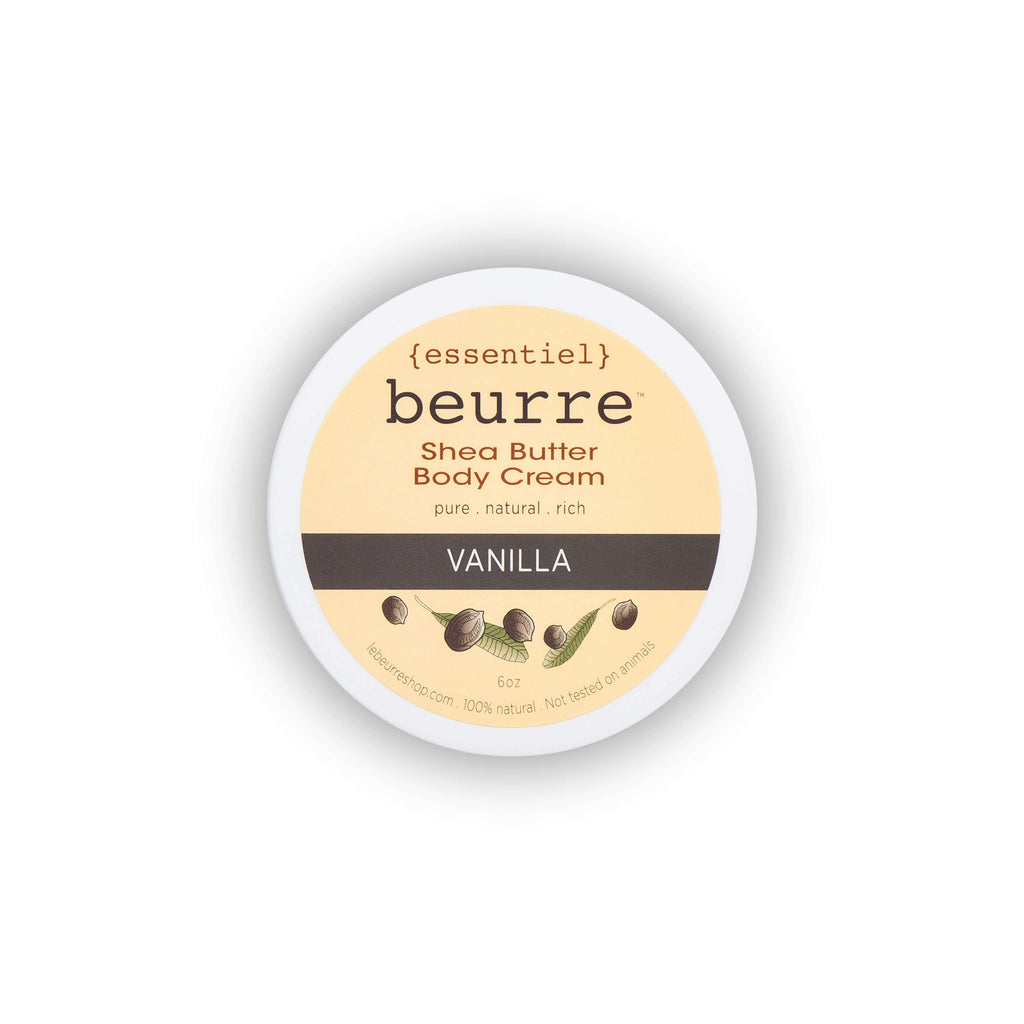 BEURRE Essential Shea Butter Body Cream, Body Moisturizer, BEURRE, Luvi Beauty & Wellness