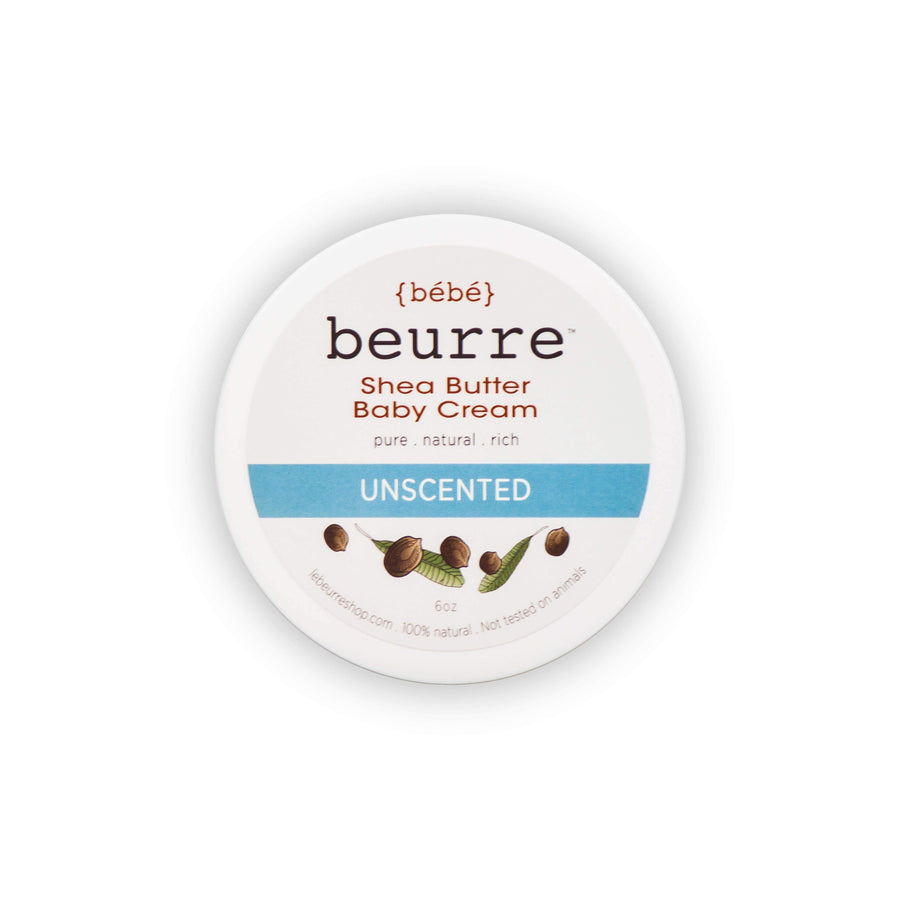 BEURRE Bebe Shea Butter Baby Cream, Body Moisturizer, BEURRE, Luvi Beauty