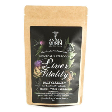 ANIMA MUNDI Liver Vitality-Ingestible-Luvi Beauty & Wellness